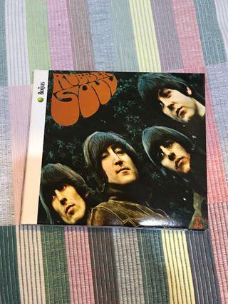 🚚 The Beatles Rubber Soul 橡皮靈魂 披頭四 EMI records