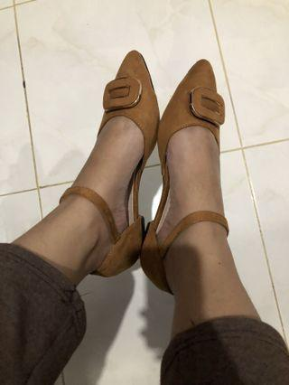 Flat shoes Wanita (Queen)