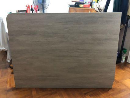 木板 床頭板 床尾板 書枱板