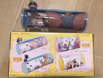 ***SOLD ***Disney 🐘Dumbo 🐘pencil cosmetic case **New** 靚靚😍筆袋/化妝袋