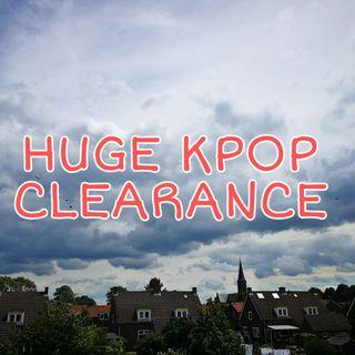 huge kpop clearance!! (mostly nct)