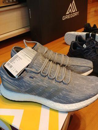 (平過半價)Adidas Pureboost Grey