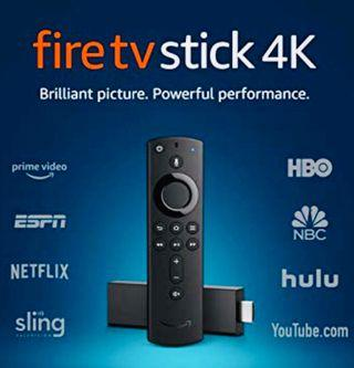 4K Amazon Fire TV Stick HDR