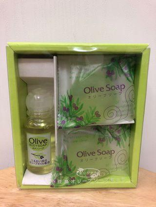小豆島 Olive Bodysoap & Soap