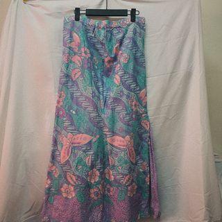 Batik Skirt #CarousellxCasetify