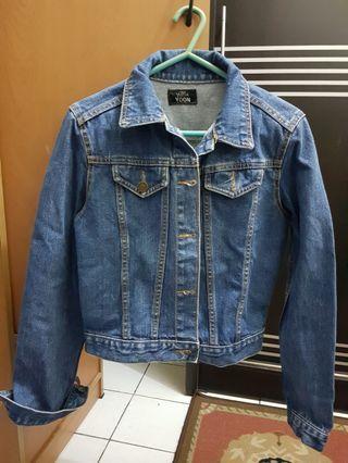 Denim Jacket , Jeans Jacket