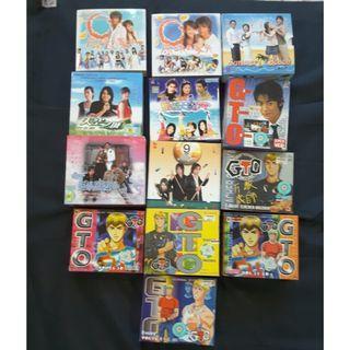 GTO VCD F4 VCD Drama Yang Cheng Ling VCD Drama