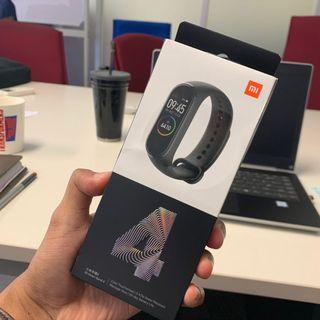(SEALED)Xiaomi Mi Band 4