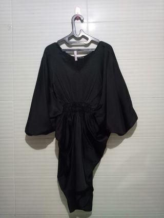 #maudandan Body and Soul Black Dress