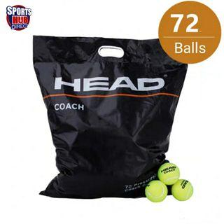 🚚 Head Trainer Poly 72 Ball Bag  Tennis Coaching Balls