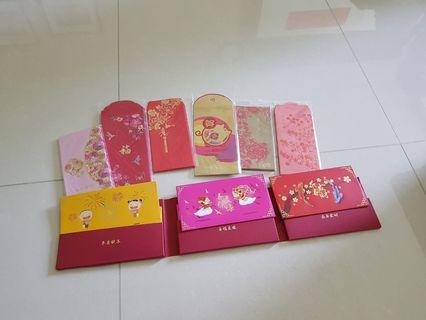 Red Packets for hobby or art