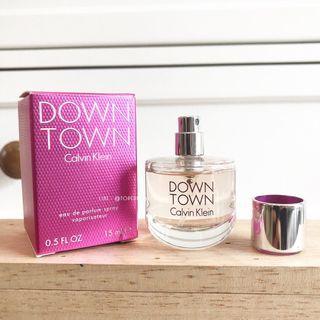 Downtown Calvin Klein Eau De Parfum 15ml