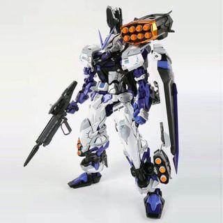 Daban Blue Astray Metal Build Design Gundam