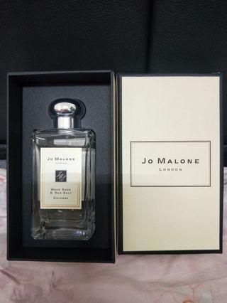 🚚 Jo Malone 鼠尾草海鹽100ml香水