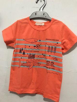 Kaos Orange ConCon