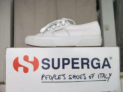 🔥😱 REAL LIFE PICTURES - Superga PO (White and Navy)