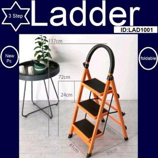 Ladder - 3 Step Ladder - Brand New Pc in Pack