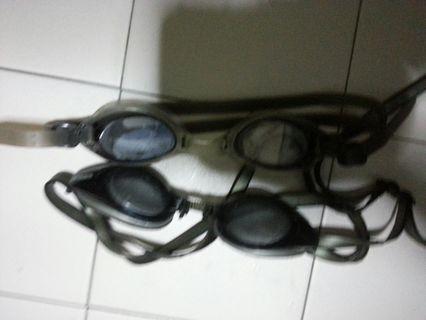 Goggles 2 pcs