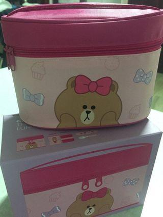 LINE Friends Thermal lunch box保溫飯盒