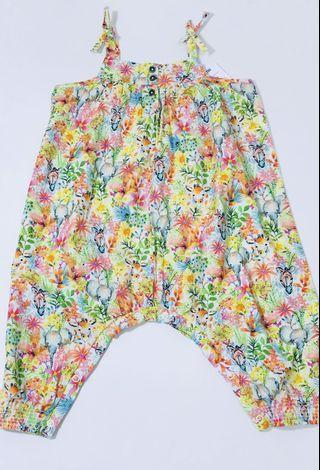 女童連身褲