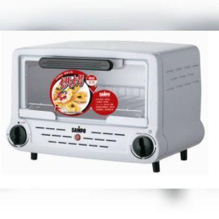 免運/SAMPO 聲寶 8L小型電烤箱 KZ-PG08