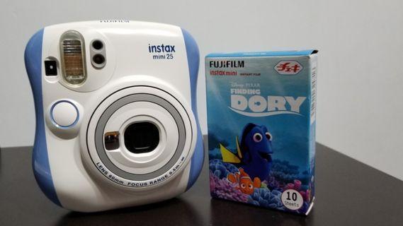 Instax mini 25 (包一盒相紙)