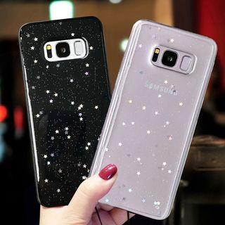 🚚 Glitter Samsung Case
