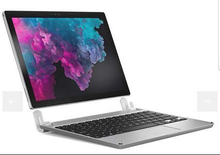 Brydge 12.3 Wireless Bluetooth Keyboard for Microsoft surface pro 4 5 6