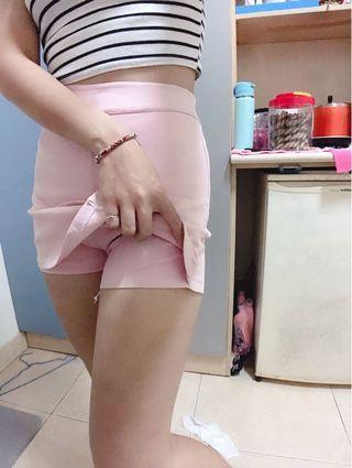 🚚 褲裙 顯腿細