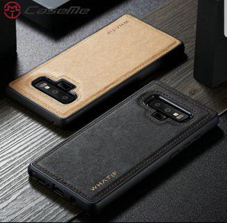 Samsung S7 Edge Back Case (Brown)