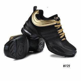 #Sepatu Sneaker Sporty Line dance korea #729