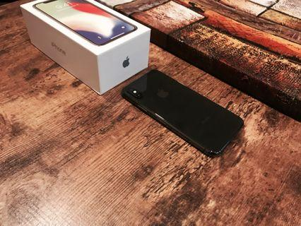 IPHONE X 64GB GRAY OFFICIAL