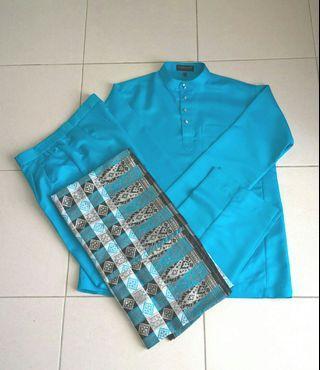 Baju Melayu Jakel Aaron Aziz (L)