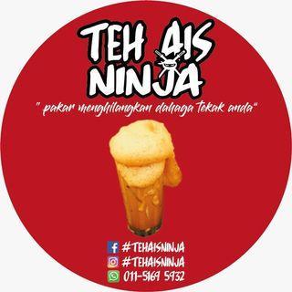 Teh ais ninja