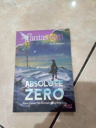 Novel Absolute Zero