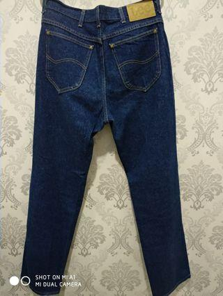 Vintage Lee Jeans made in usa