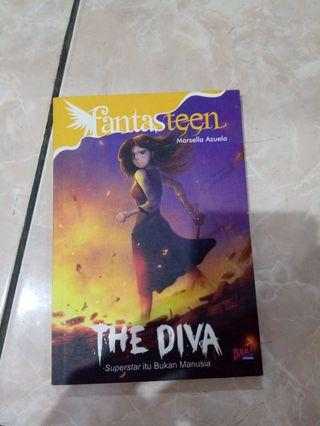 Novel The Diva