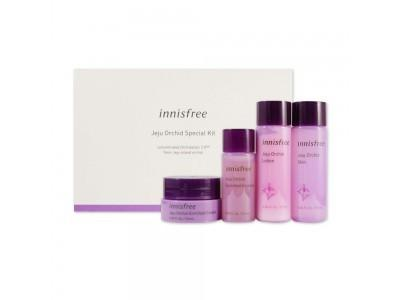 INNISFREE JEJU ORCHID KIT 4 ITEM