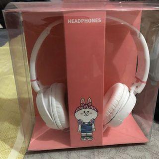 Line兔兔耳機