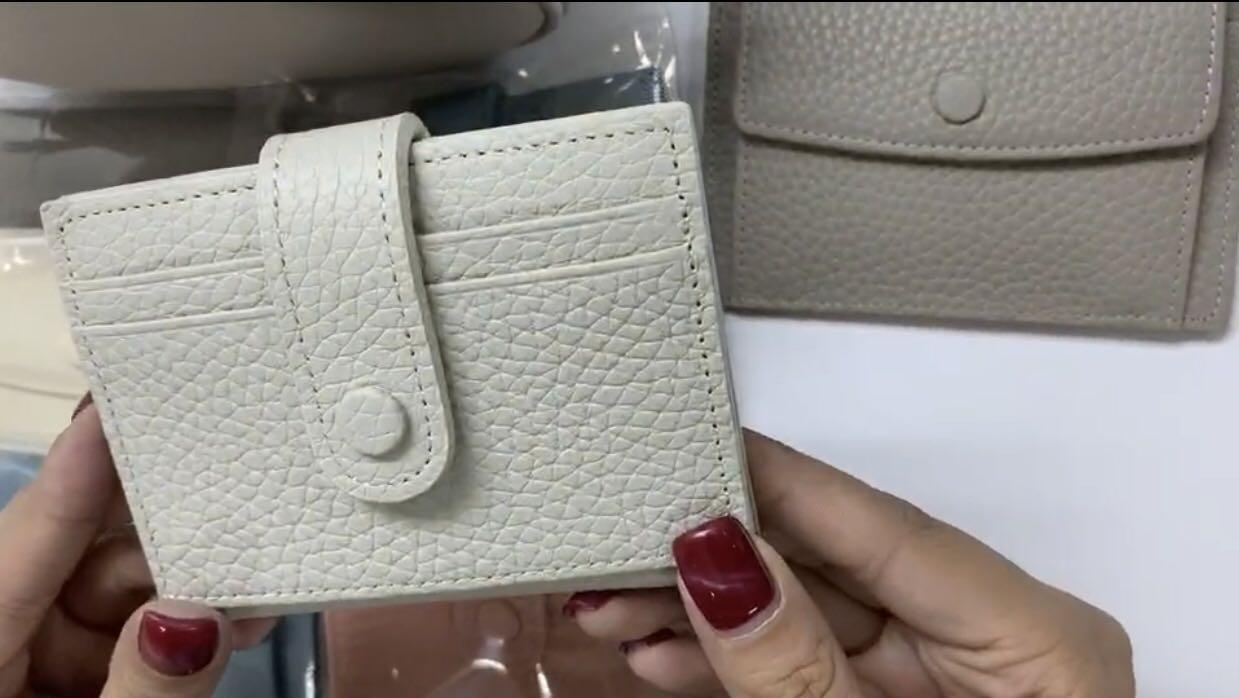 牛皮 韓國Card holder *** 全新