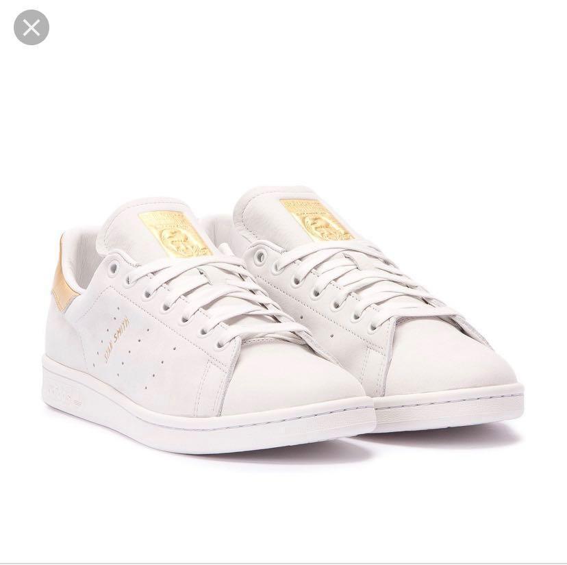 Adidas Stan Smith's Gold