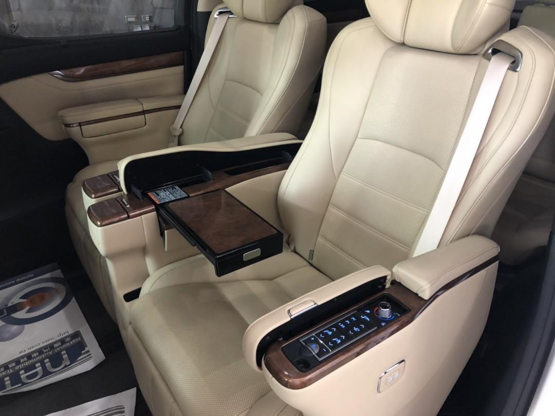 ALPHARD 頂級豪奢商旅車
