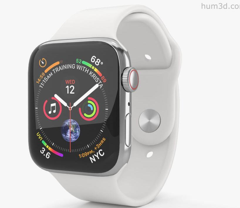 Apple Watch Series 4 Stainless Steeel 40MM Cellular