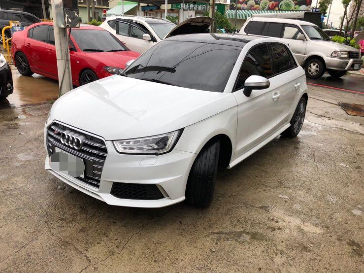 Audi S1 sportback 2.0L