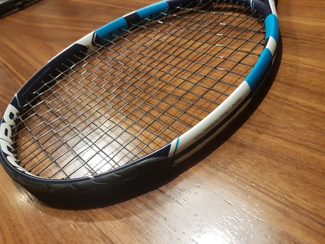 Babolat Pure Drive (Wimbledon Edition) Raket Tenis