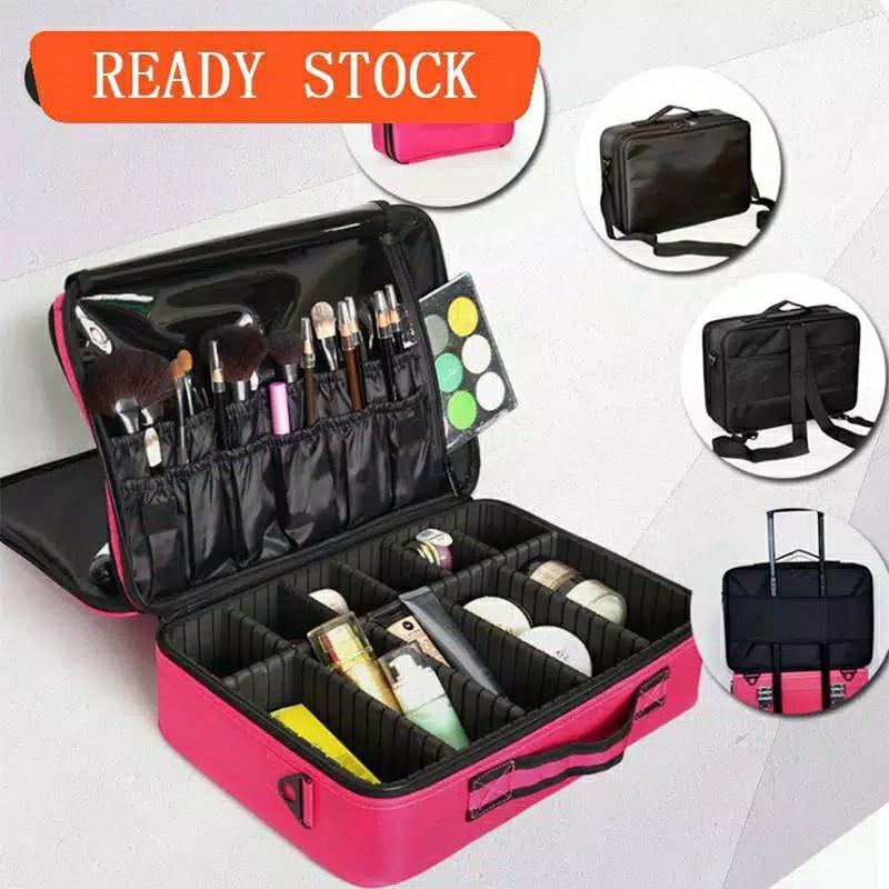 Beauty case / tas koper kosmetik