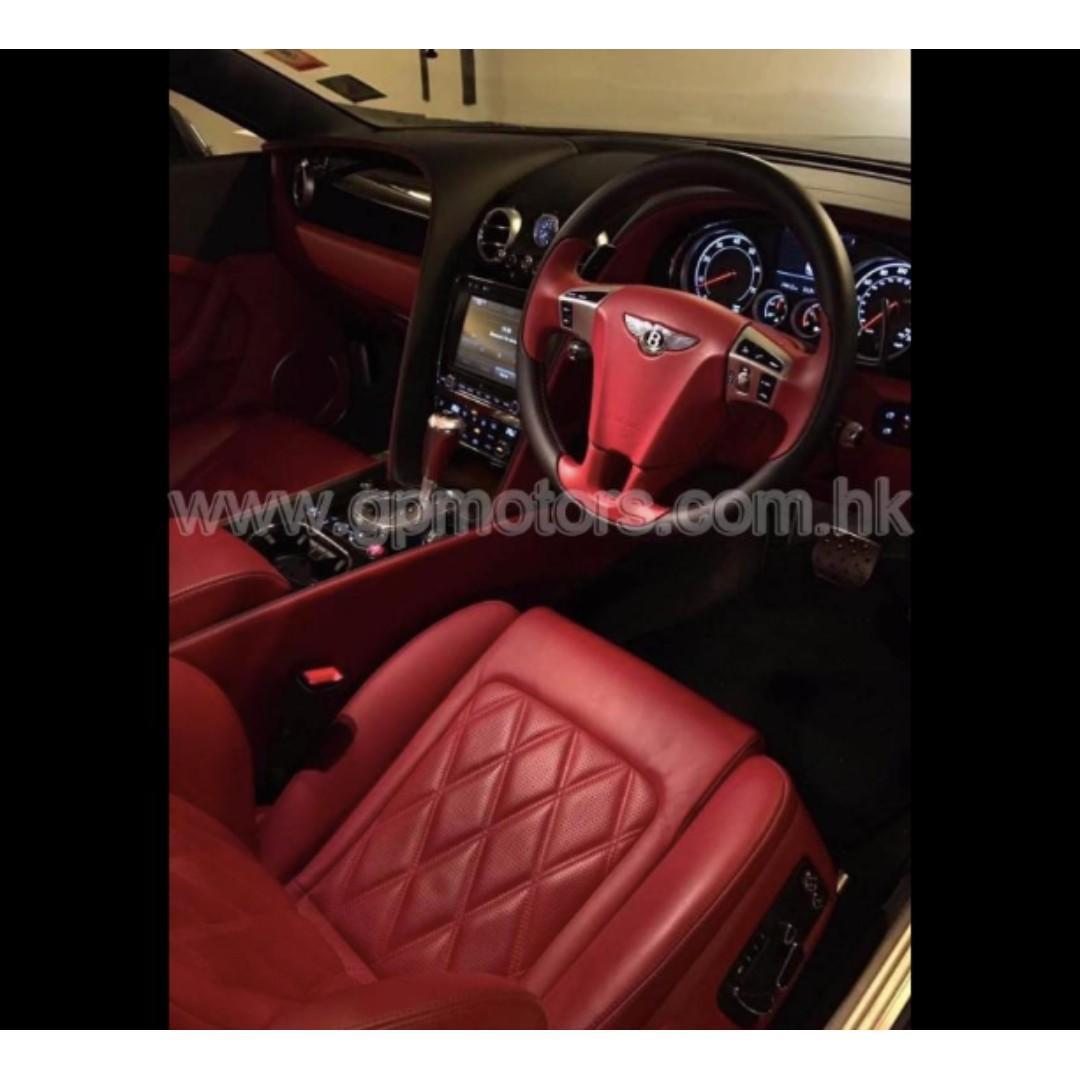 BENTLEY GT V8 2013