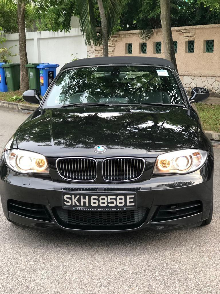 BMW 135i Coupe M Sport Auto