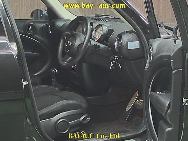 BMW MINI COOPER S CROSSOVER