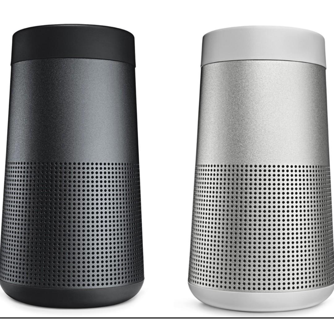 Bose SoundLink Revolve Bluetooth Speaker 藍牙揚聲器